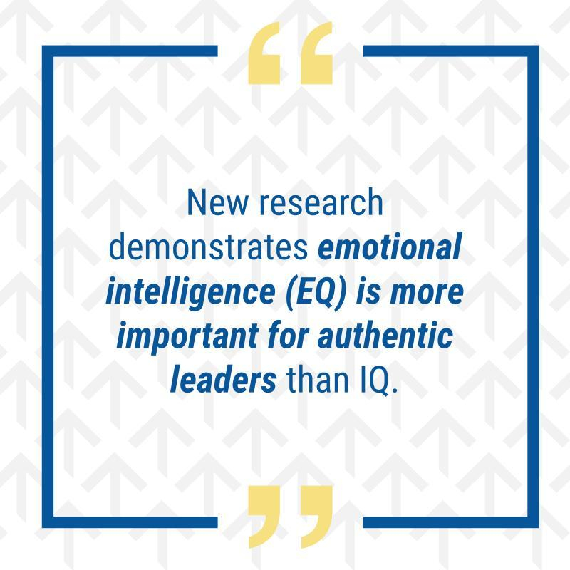 EQ More Important Than IQ in Leadership